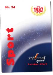Sport Catalog